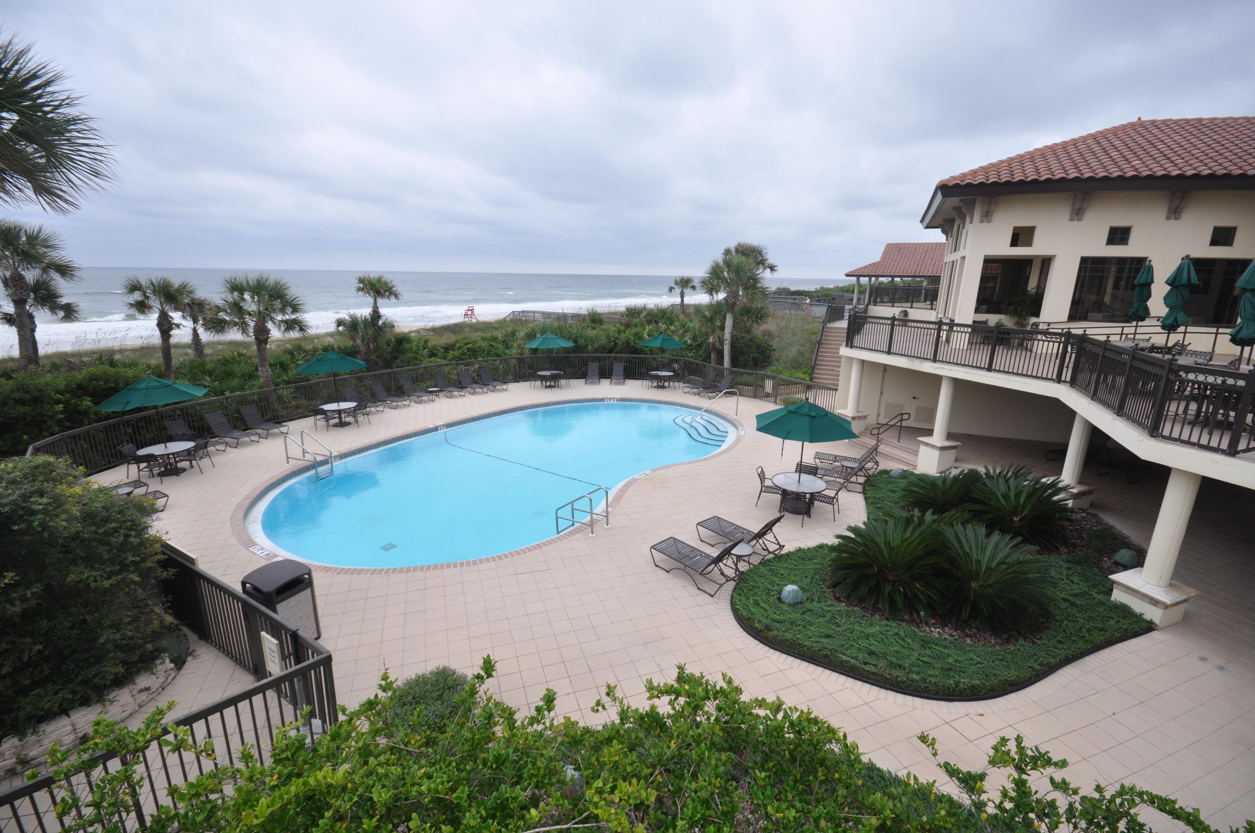 Oceanfront Condo In Sawgr Country Club