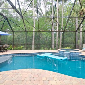 Spacious Pool Home in a Gated Community in Ponte Vedra