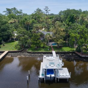 Pool Home on the ICW