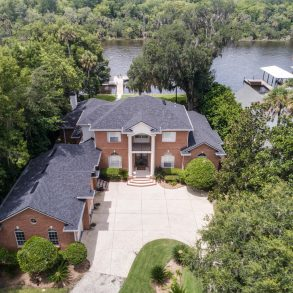 Brick Home on the ICW